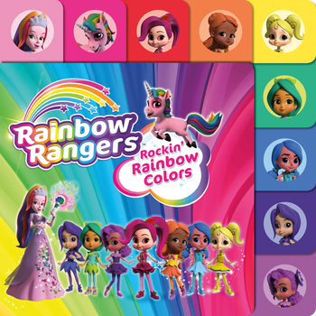 Rainbow Rangers: Rockin' Rainbow Colors
