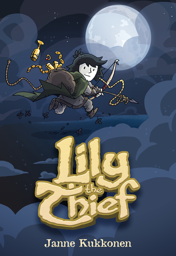 Lily the Thief