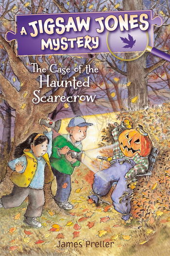 Jigsaw Jones: The Case of the Haunted Scarecrow