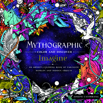 Mythographic Color and Discover: Imagine
