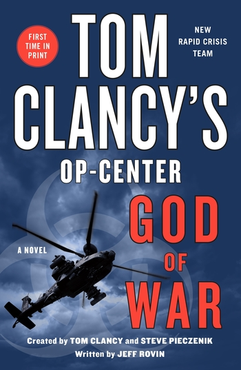 Tom Clancy's Op-Center: God of War