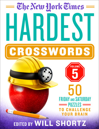 The New York Times Hardest Crosswords Volume 5