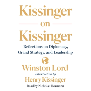 Kissinger on Kissinger