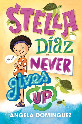 Stella Diaz Never Gives Up