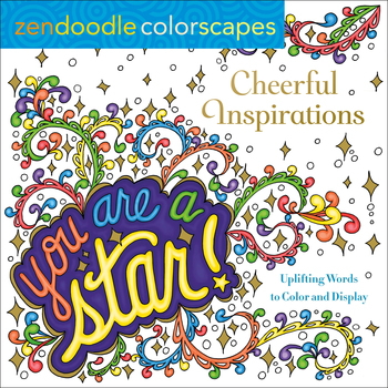 Zendoodle Colorscapes: Cheerful Inspirations