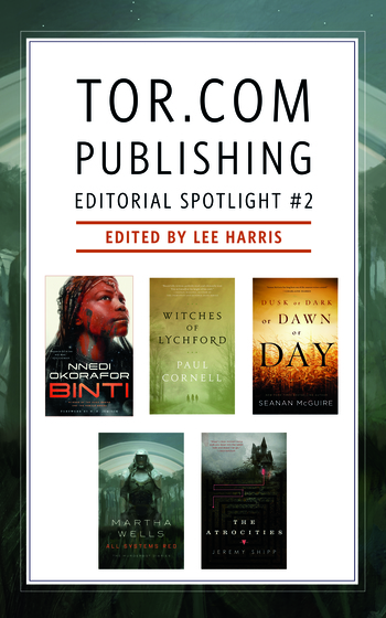 Tor.com Publishing Editorial Spotlight #2