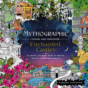 Mythographic Color and Discover: Enchanted Castles
