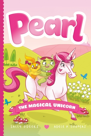 Pearl the Magical Unicorn