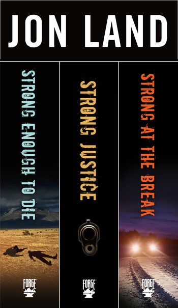 A Caitlin Strong Collection, Books 1-3