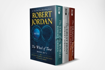 Wheel of Time Premium Boxed Set I