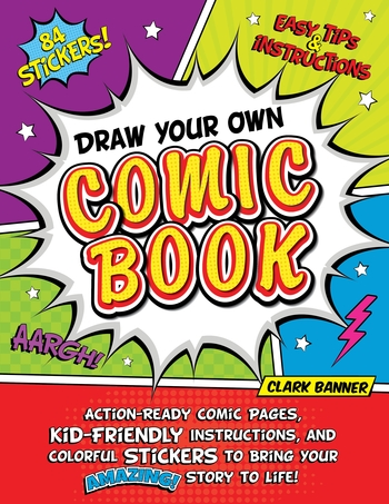 Draw Your Own Comic Book