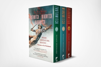 Witchlands TPB Boxed Set