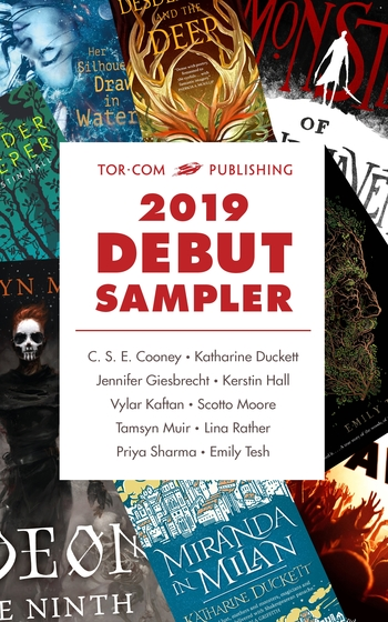 Tor.com Publishing 2019 Debut Sampler