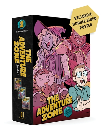 The Adventure Zone Boxed Set
