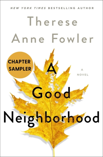 A Good Neighborhood: Chapters 1-3