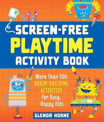 Screen-Free Playtime Activity Book