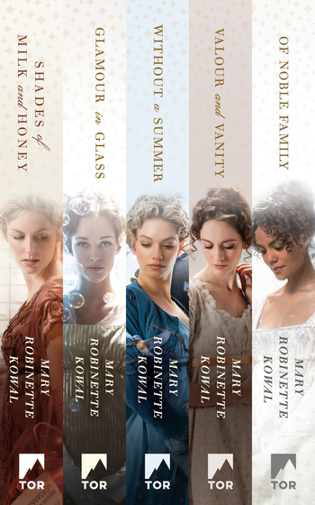 The Complete Glamourist Histories