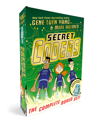 Secret Coders: The Complete Boxed Set