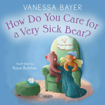 How Do You Care for a Very Sick Bear?