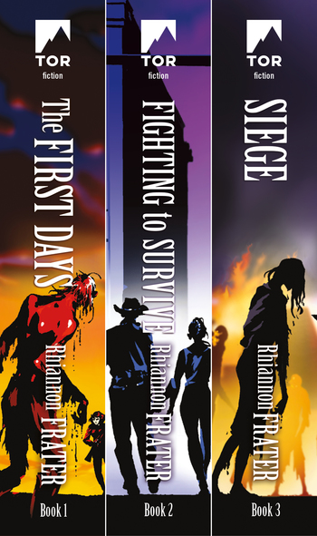 The As The World Dies Trilogy