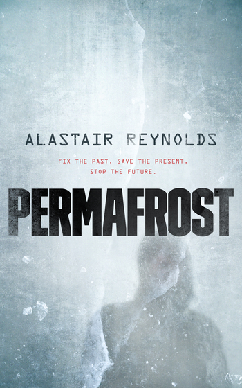 Permafrost By Alastair Reynolds Tor Com Publishing