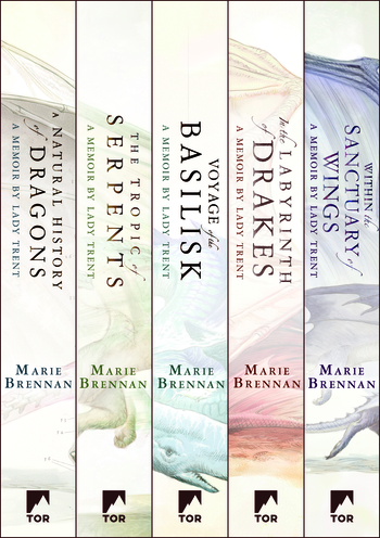 The Complete Memoirs of Lady Trent Series
