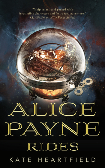 Alice Payne Rides by Kate Heartfield