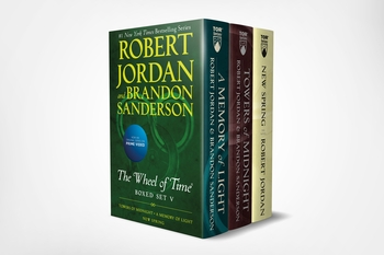 Wheel of Time Premium Boxed Set V