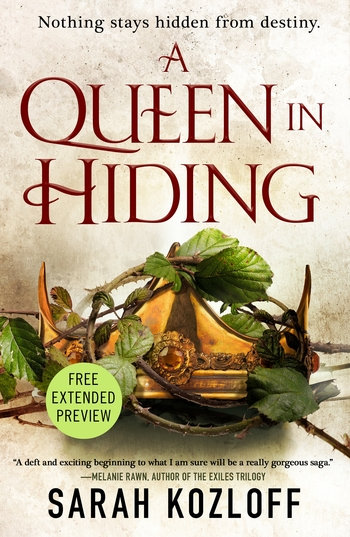 A Queen in Hiding Sneak Peek