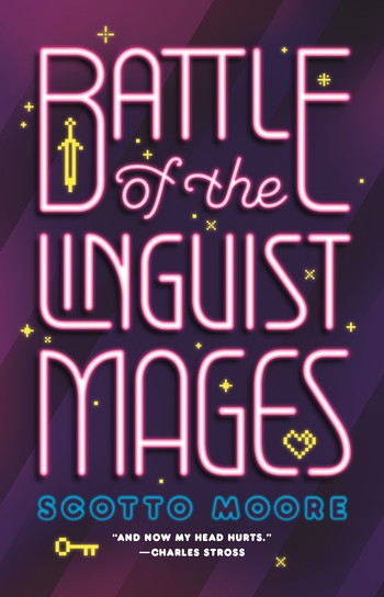 Battle of the Linguist Mages
