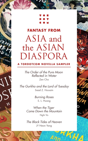 Fantasy from Asia and the Asian Diaspora