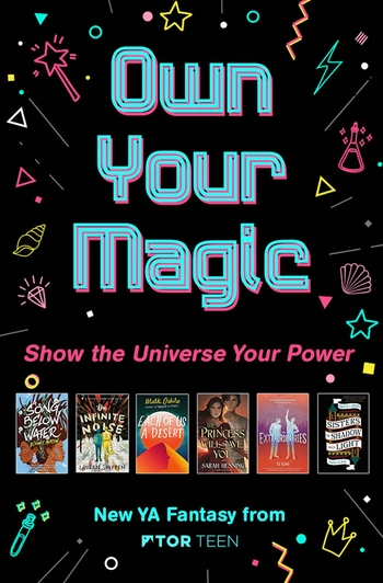 Own Your Magic Sampler