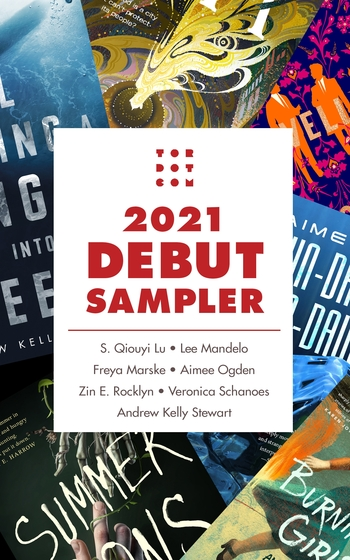 Tordotcom Publishing 2021 Debut Sampler
