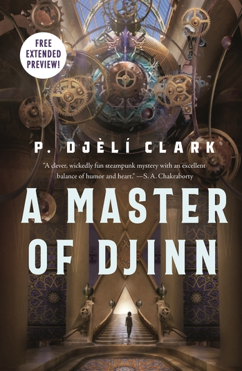A Master of Djinn Sneak Peek