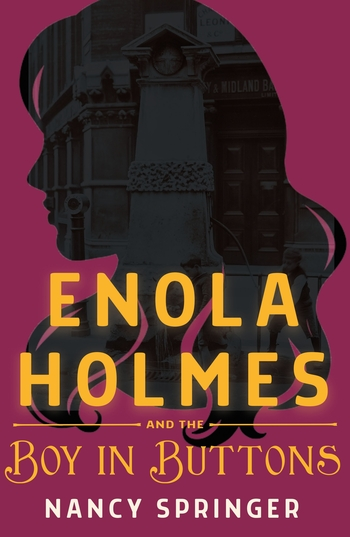 Enola Holmes and the Boy in Buttons