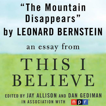 The Mountain Disappears