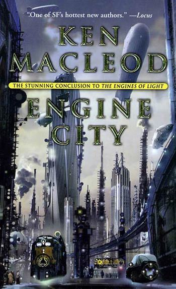 Engine City