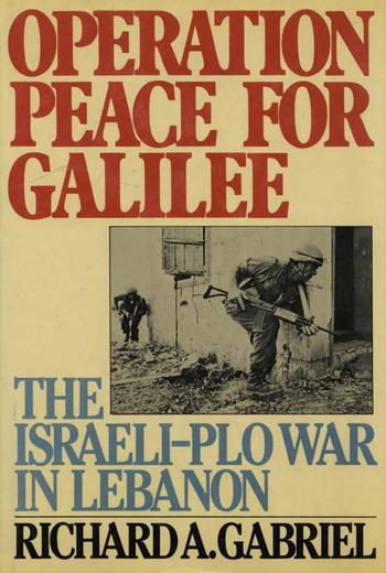 Operation Peace for Galilee