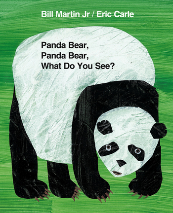 Panda Bear, Panda Bear, What Do You See?