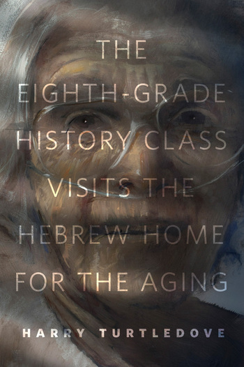 The Eighth-Grade History Class Visits the Hebrew Home for the Aging