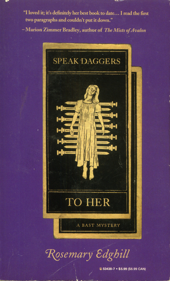Speak Daggers To Her