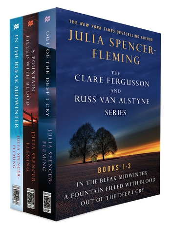 The Clare Fergusson and Russ Van Alstyne Series, Books 1-3