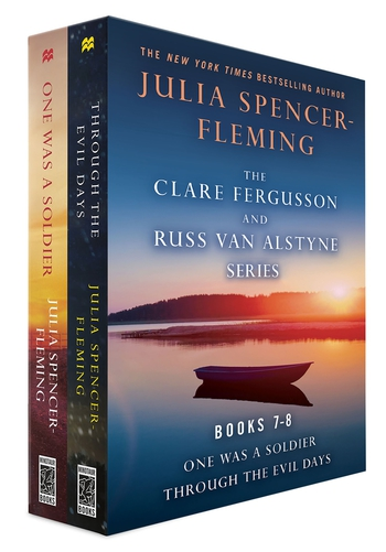 The Clare Fergusson and Russ Van Alstyne Series, Books 7 and 8