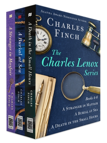 The Charles Lenox Series, Books 4-6