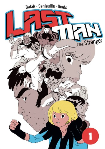Last Man: The Stranger