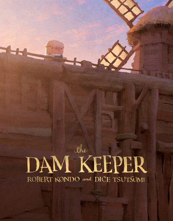 The Dam Keeper, Book 1