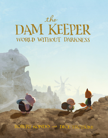The Dam Keeper, Book 2