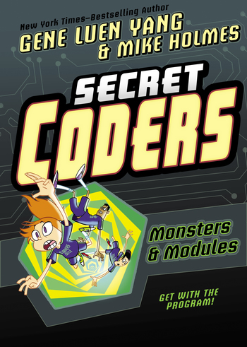 Secret Coders: Monsters & Modules
