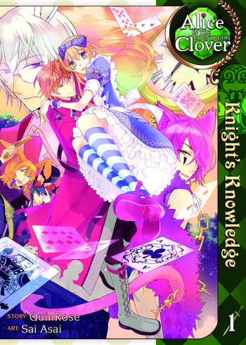 Alice in the Country of Clover: Knight's Knowledge Vol. 1