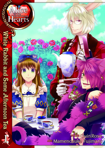 Alice in the Country of Hearts: White Rabbit and Some Afternoon Tea, Vol. 1